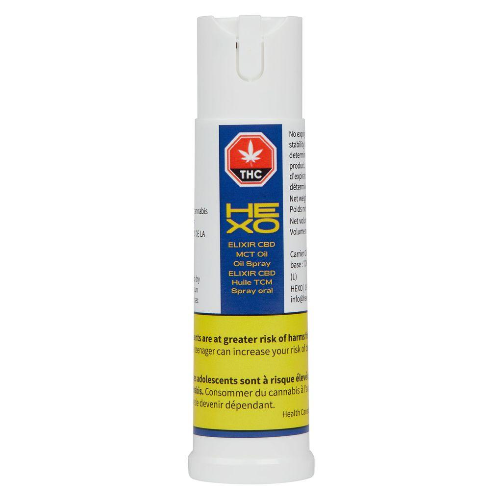 HEXO Elixir CBD Oil Review